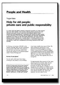 World Health Organization : World Health... by Trygve Kalve