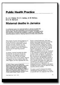 World Health Organization : World Health... by G. J. A. Walker