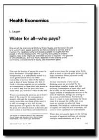 World Health Organization : World Health... by L. Laugeri