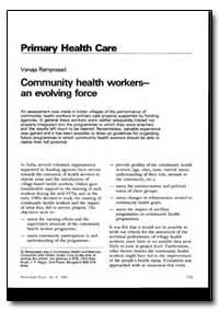 World Health Organization : World Health... by Vanaja Ramprasad, Mrs.