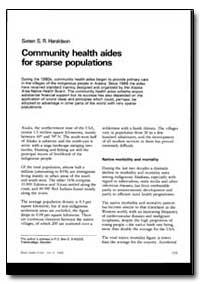 World Health Organization : World Health... by Sixten S. R. Haraldson