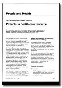 World Health Organization : World Health... by Jan De Maeseneer