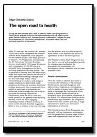 World Health Organization : World Health... by Edgar Chavarria Solano