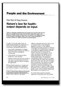 World Health Organization : World Health... by Peter Glynn