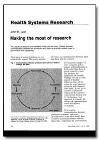 World Health Organization : World Health... by John M. Last
