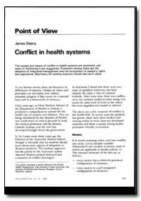 World Health Organization : World Health... by James Deeny