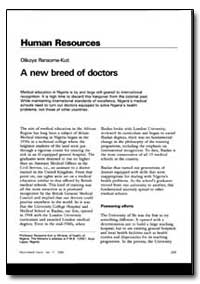 World Health Organization : World Health... by Olikoye Ransome-Kuti