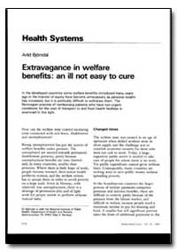 World Health Organization : World Health... by Arild Bjorndal