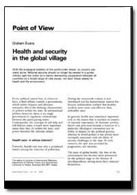World Health Organization : World Health... by Graham Evans, Dr.