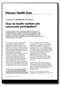 World Health Organization : World Health... by P. Freyens, Dr.