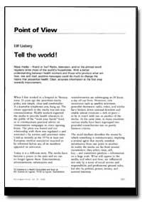 World Health Organization : World Health... by Eilif Liisberg, Dr.