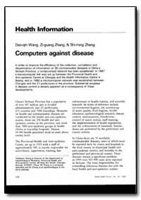 World Health Organization : World Health... by Dao-Qin Wang