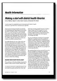 World Health Organization : World Health... by Enrico Materia