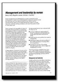 World Health Organization : World Health... by Beverly Henry, Dr.