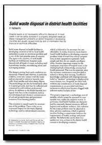 World Health Organization : World Health... by H. Halbwachs, Mr.
