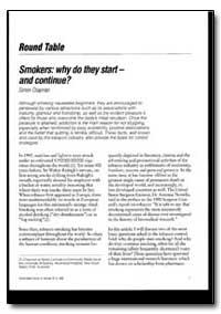World Health Organization : World Health... by Simon Chapman, Dr.