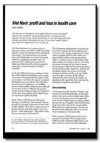 World Health Organization : World Health... by John Chalker, Dr.