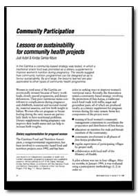 World Health Organization : World Health... by Eric R. De Winter