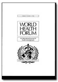 World Health Organization : World Health... by J. V. Antelo Pérez