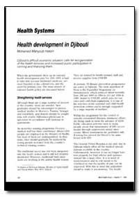 World Health Organization : World Health... by P. H. Ehimwenma