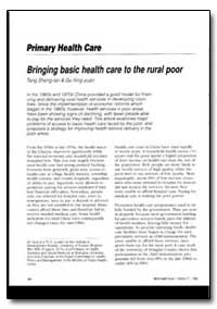 World Health Organization : World Health... by Sheng-Ian Tang