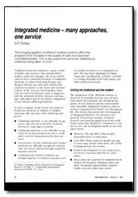World Health Organization : World Health... by Oliver Razum