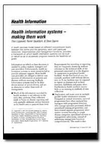 World Health Organization : World Health... by Alberto Infante
