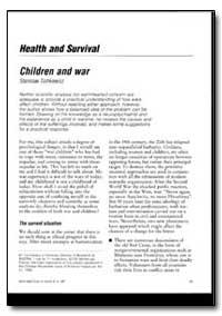 World Health Organization : World Health... by Stanisla W. Tomkiewicz