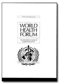 World Health Organization : World Health... by C. Chollat-Traquet