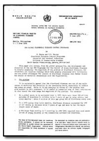 World Health Organization : Regional Off... by M. H. Merson