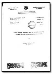 World Health Organization : Regional Off... by Charles L. Senn