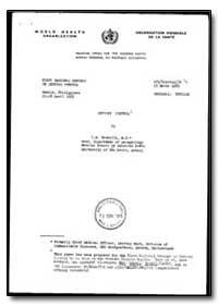 World Health Organization : Regional Off... by L. M. Bechelli