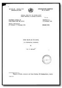 World Health Organization : Regional Off... by F. Mortara, Dr.