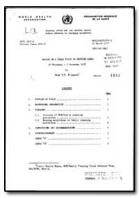 World Health Organization : Regional Off... by H. E. Fillmore, Ms.