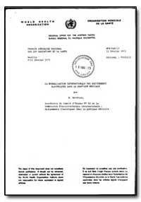 World Health Organization : Regional Off... by H. Bertheau