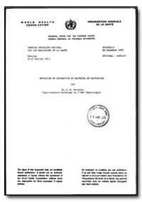 World Health Organization : Regional Off... by M. C. W. Kroezen