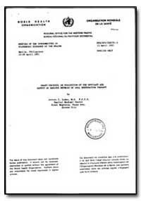 World Health Organization : Regional Off... by Arturo C. Ludan