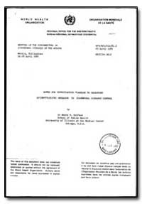 World Health Organization : Regional Off... by Henry M. Gelfund, Dr.