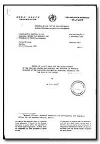 World Health Organization : Regional Off... by Y. H. Paik, Dr.