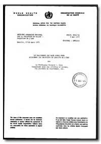 World Health Organization : Regional Off... by Richard I. Dick