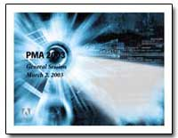 Pma 2003 General Session March 2, 2003 by Adobe Systems