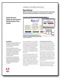 Nuclear Power Station Reduces Cost of Do... by Adobe Systems