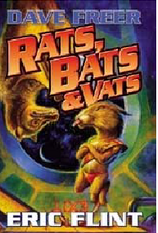Rats, Bats and Vats by Freer, Dave