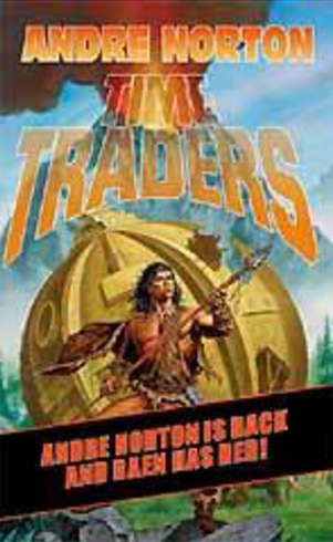 Time Traders by Norton, Andre