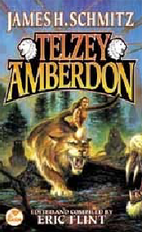 Telzey Amberdon by Schmitz, James H.