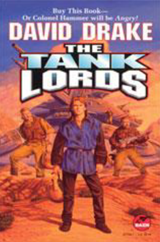 The Tank Lords by Drake, David