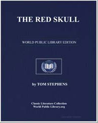 The Red Skull by Stephens, Tom