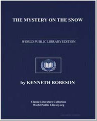 The Mystery on the Snow by Stephens, Tom