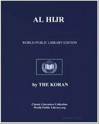 The Noble Koran (Quran) : Al Hijr by Transcribed  the Prophet Muhammad