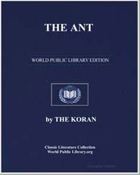 The Noble Koran (Quran) : The Ant by Transcribed  the Prophet Muhammad